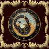 Uhr der Hellseherei